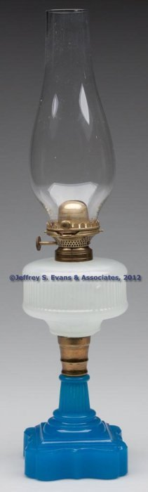 GRANT / RAND RIB STAND LAMP