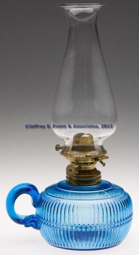 BANDED PRISM FINGER LAMP