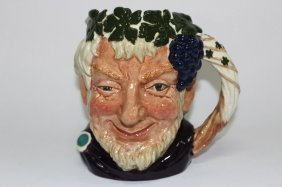 Large Royal Doulton Character Jug,