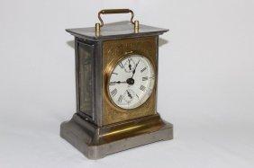German Musical Carriage Clock,