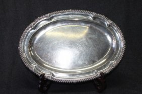 Magnificent George Iii Paul Storr Sterling Silver