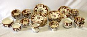 Royal Albert 'lady Hamilton' Tea Service,