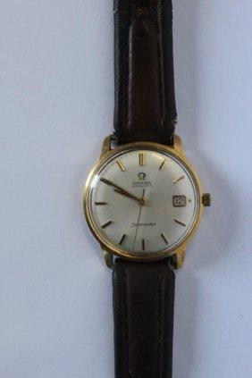 Men's Omega Seamaster Wrist Watch,