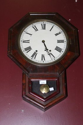 Ansonia Wall Clock,