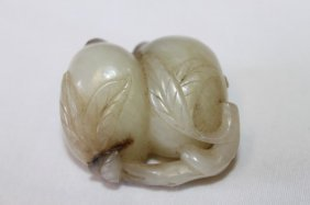 Chinese Mutton Fat Jade Carving,