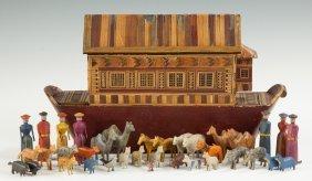 Noah's Ark, Figures & Animals