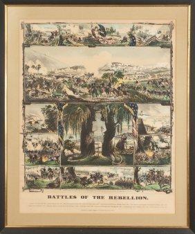 Battles Of The Rebellion