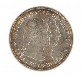 1900 Lafayette Commemorative Fifty Cents