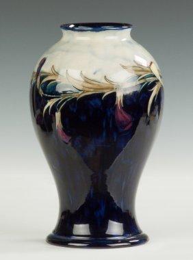 Vintage Moorcroft Large Vase