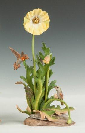"""Boehm Porcelain """"hummingbirds"""""""