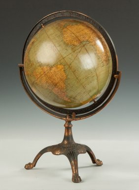 The Weber Costello Co. Table Globe