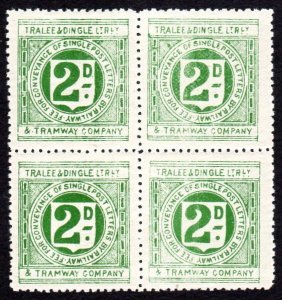 Ireland Railway Letter Stamps