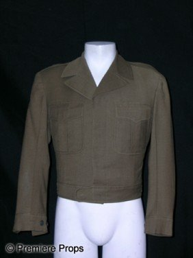 Tom D'Andrea Military Jacket From Fighter Squadron