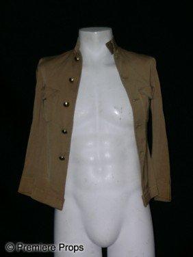 Lyle Talbot Screen Worn Military Tunic