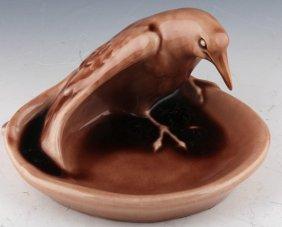 Rookwood Pottery Rook Tray 1949