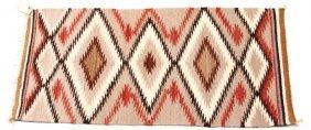 Native American Navajo Rug By Glenna Etsitty