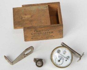 1900 Century Cyclometer