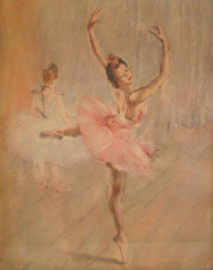 Vintage Ballerina Prints 14