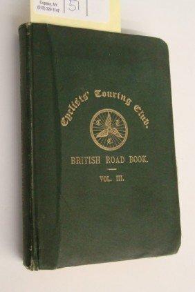 "Book: 1896 ""CTC British Road Book Vol. III"""