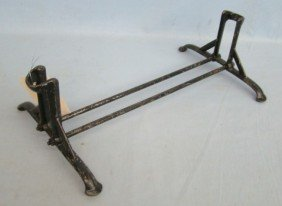 C. 1920 Bradbury Style Bicycle Stand
