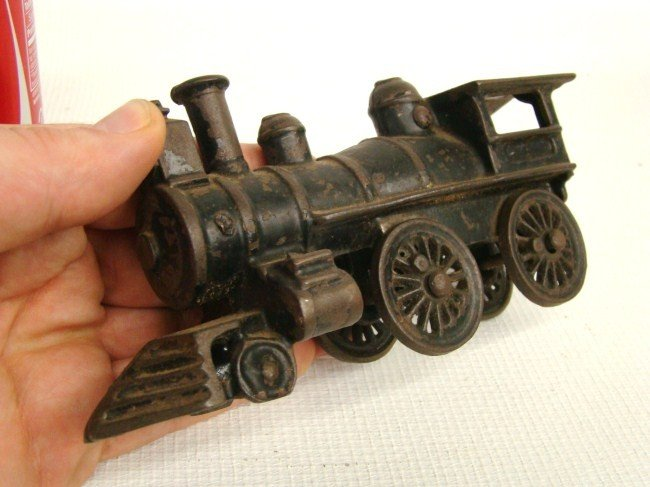 Nycrr Cast Iron Train: 316: Cast Iron Train Toy : Lot 316