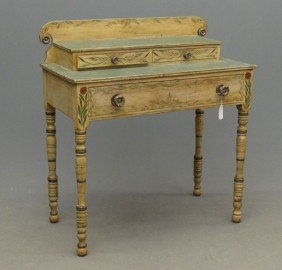 19th C. Vermont Dressing Table