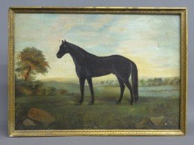 Painting Signed Phil Sheriden