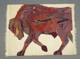 Hand Woven Gobelin Tapestry