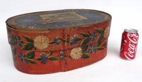 19th C. Brides Box