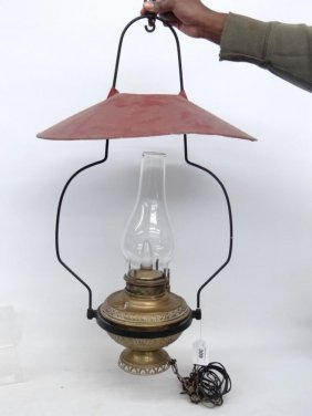 Country Store Lantern