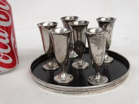 Gorham Sterling Set