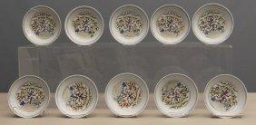 Asian Plates