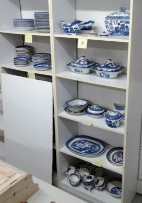 Blue And White Porcelain Lot