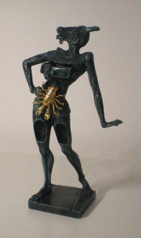 DALI Salvador #12 (1904-1989) Untitled 18 X 7 Cm, S