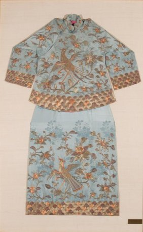 Chinese Ceremonial Two Piece Outfit