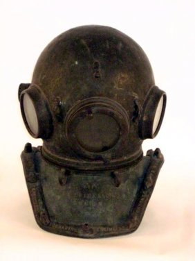 CE Heinke & Co, Ltd. Diver's Helmet.