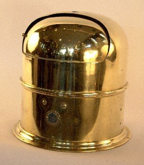 Solid Brass Boat Binnacle
