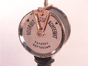 Dutch Engine Order Telegraph.