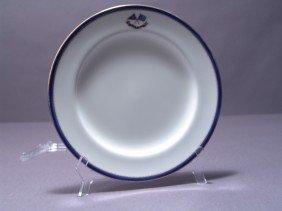 "10 1/4"" Flagship Corsair Dinner Plate"