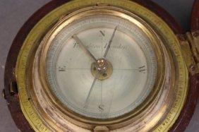 Rare Early 19th Century Troughton Compass