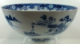 Reproduction Chinese Export  Bowl