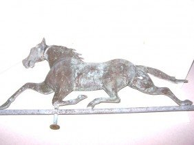 Posted Horse Weathervein