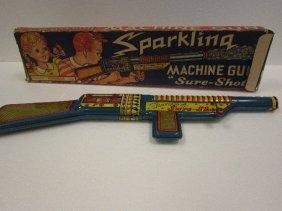 Sure Shot Toy Machine Gun