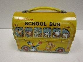 Walt Disney Lunch Box