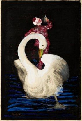S. Bernardo: Maquette. Ca. 1926