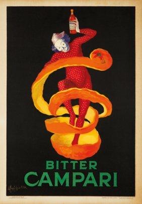 Bitter Campari. 1921