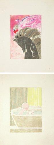 Book: Miroir A Deux Faces.  1933