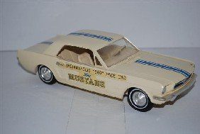 1965 Mustang Coupe Indy 500 Pace Car, Promo Car,