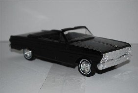 "1965 Ford Falcon Convertible ""Raven Black"" Promo"