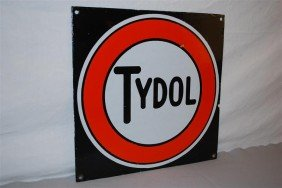 Tydol SSP Sign, 13x13 Inches,
